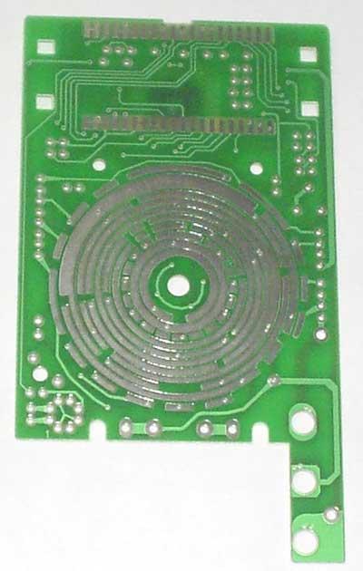 830b工作原理:该仪表的心脏是一片大规模集成电路,该芯片(7106)内部